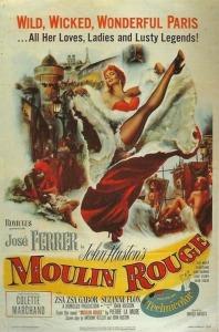 John Huston's 'Moulin Rouge' (1952)