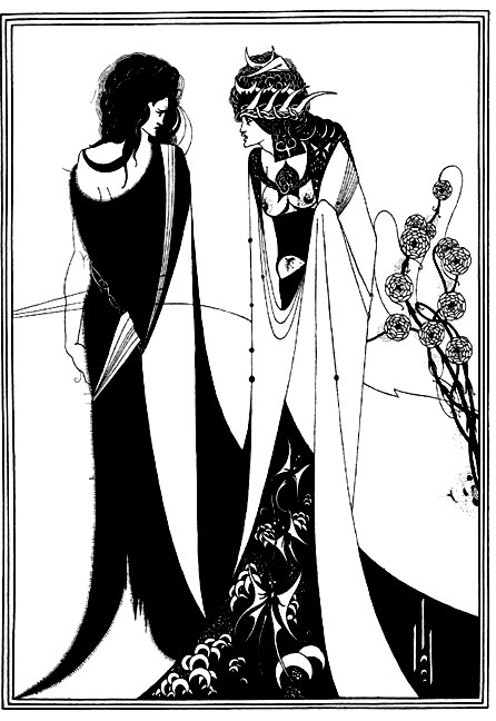 Beardsley Salome