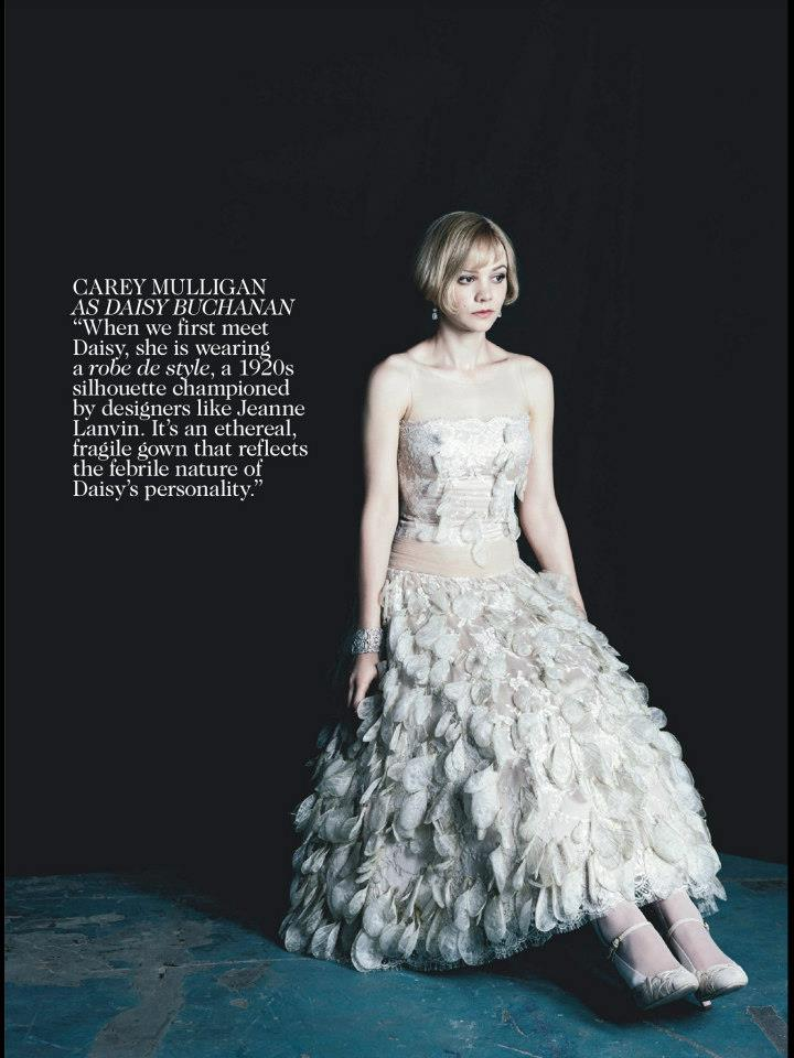 2019 year looks- The gatsby great fashion daisy