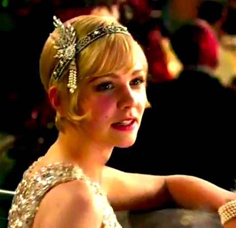 Carrie Mulligan in Gatsby