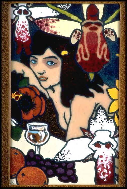 Léon Jouhaud, 'Les fleurs du mal' (1919)