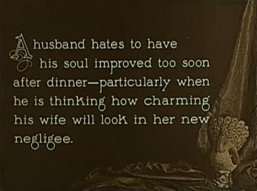 Why Change Your Wife - Cecil B. DeMille - 1920